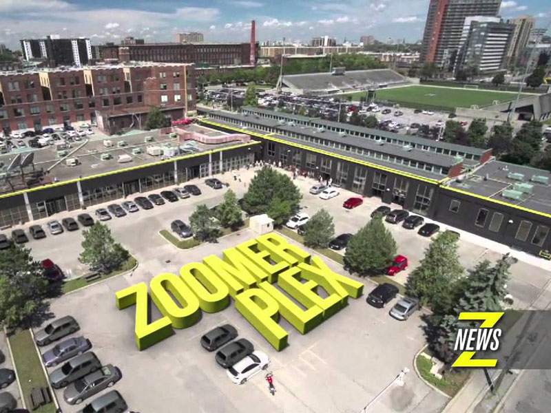 The ZoomerPlex is open for Doors Open Toronto! featured image