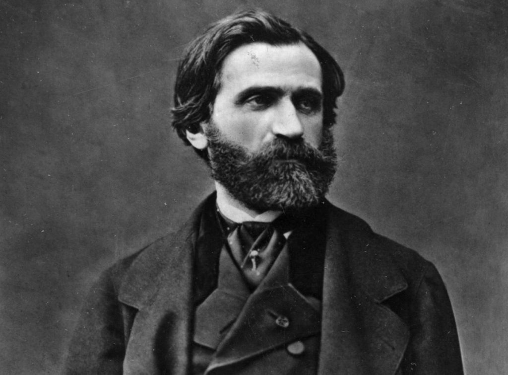 Composer of the Week: Guiseppe Verdi