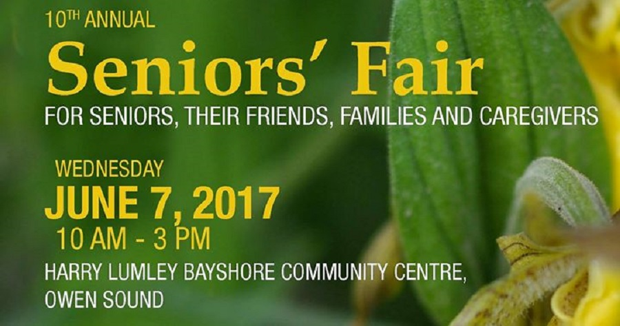 Celebrating Seniors At The 10th Annual United Way Bruce Grey Seniors Fair featured image