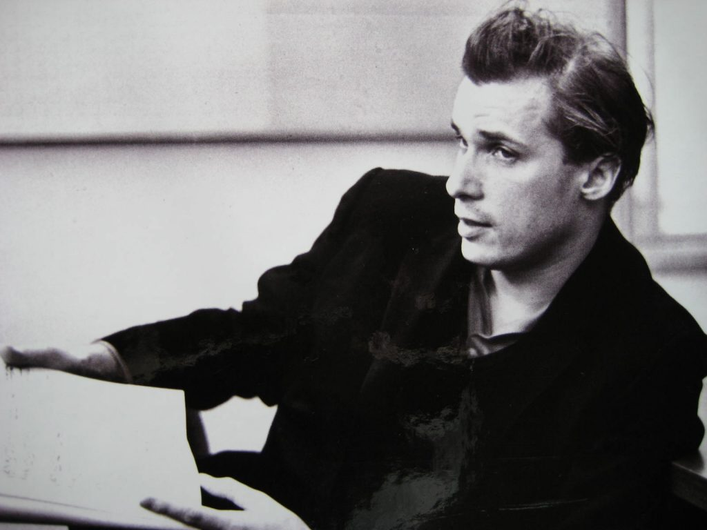 Today's Great Canadian Artist – Glenn Gould! featured image