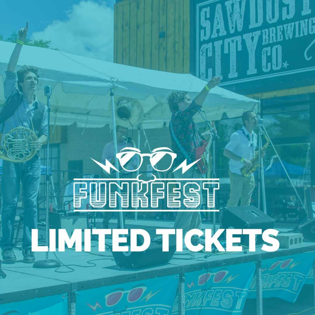 It's Going To Be Canada's Funkiest 150th Celebration…FUNKFEST 2017 featured image