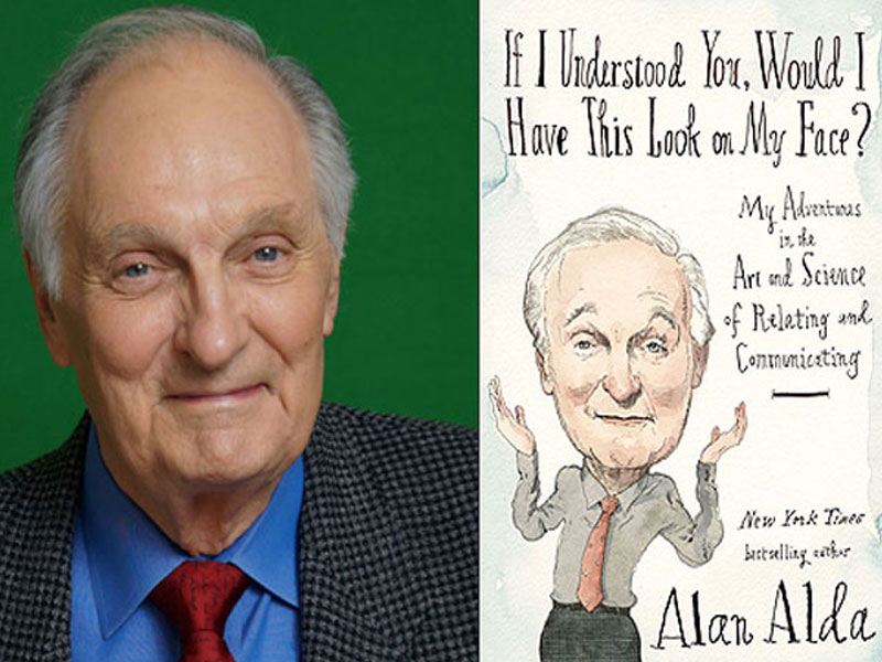 Libby talks with Alan Alda ahead of his ideacity Appearance featured image