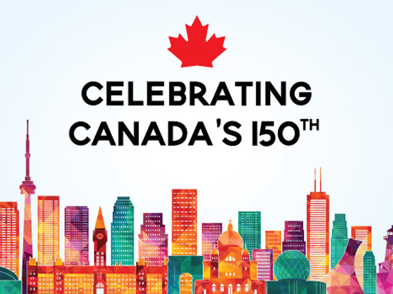 TORONTO IS BUZZING WITH CANADA 150 CELEBRATIONS, EVENTS AND CONCERTS!