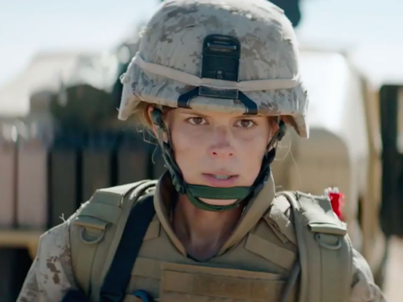 Megan Leavey, Film Review by Marc Glassman featured image