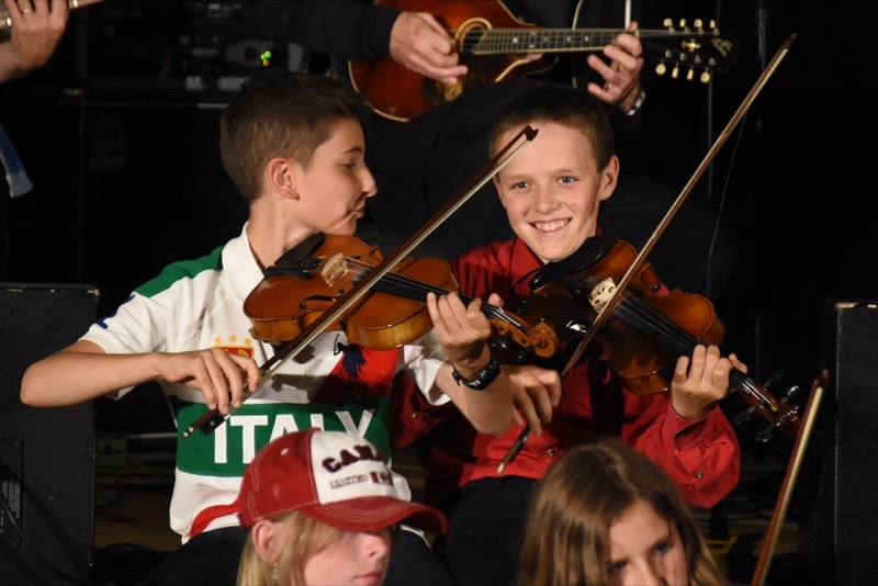 Irish Folk Group Leahy Shares Their Musical Gift Inspiring And Instructing During Their Annual Music Camp featured image