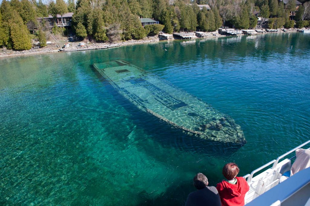 History…Frozen In Time In Georgian Bay featured image