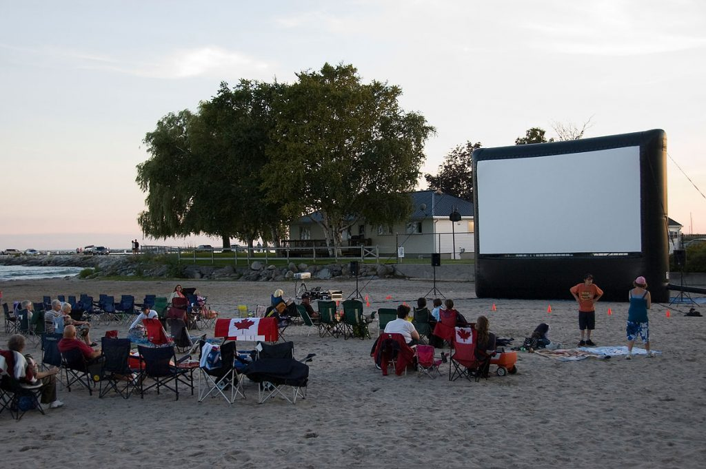 This Summer Enjoy A Movie With Your Family…Cobourg Style! featured image