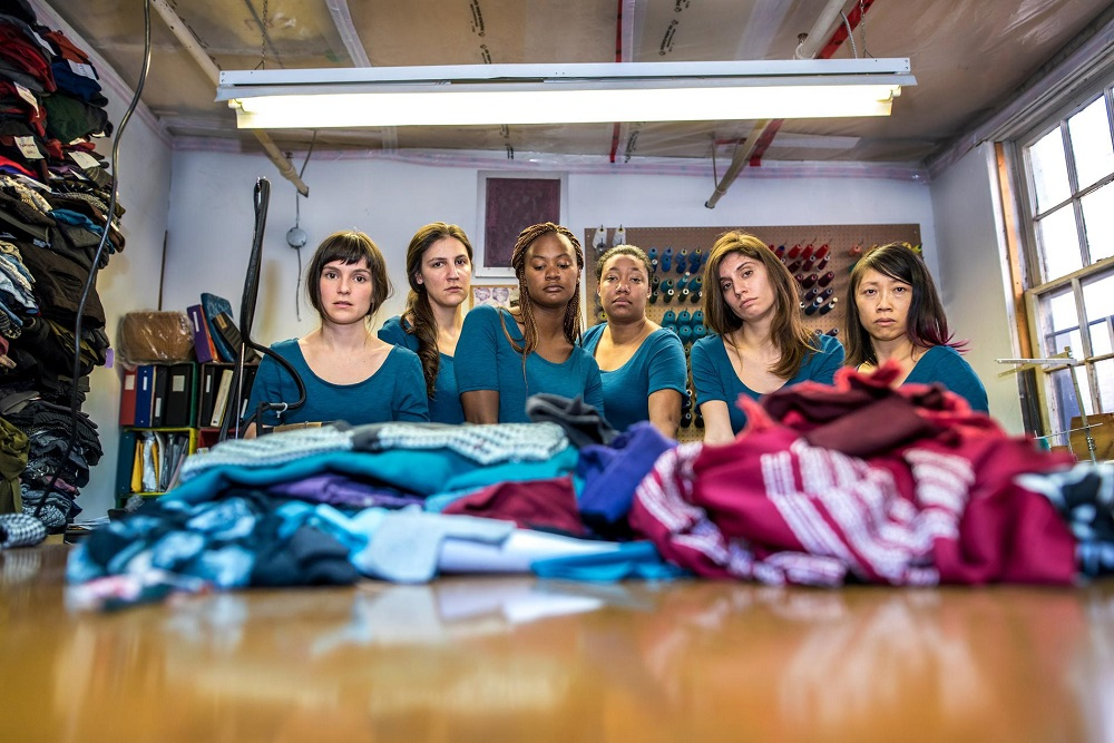 """Sweat"" An A Cappella Opera About The Women Whose Hands Put Our Cloths Together featured image"