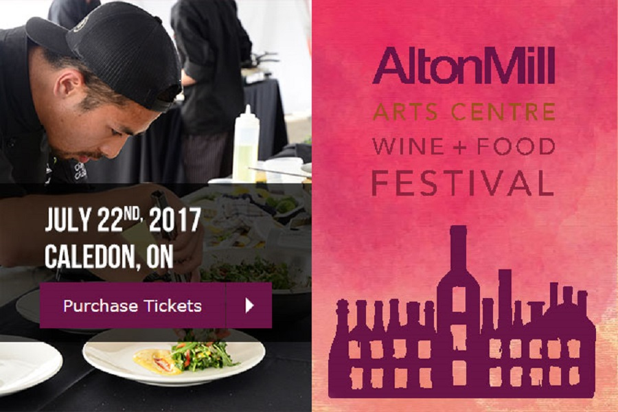 It's A Fusion Of Wine, Food and Art At The Spectacular Alton Mill featured image