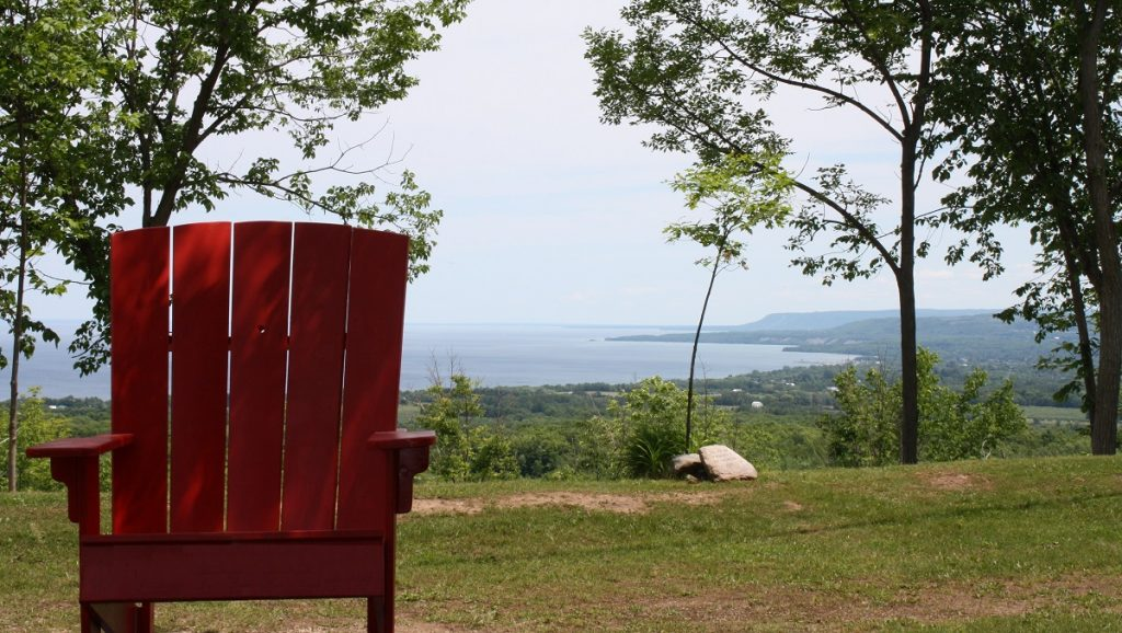 "Explore The Meaford Big Red Chair Tour…""Take A Seat And A Picture"" To Share Your Experience featured image"