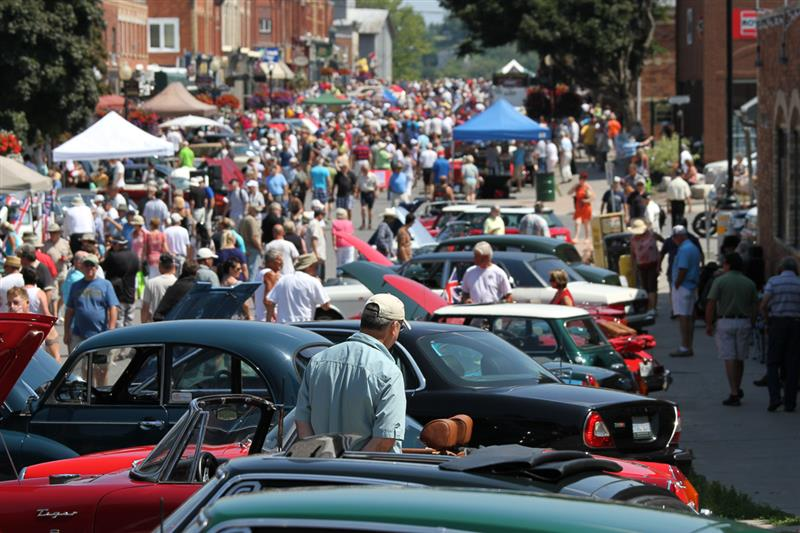 Get Ready For A Full Weekend Of Britishness In Port Perry August This August featured image