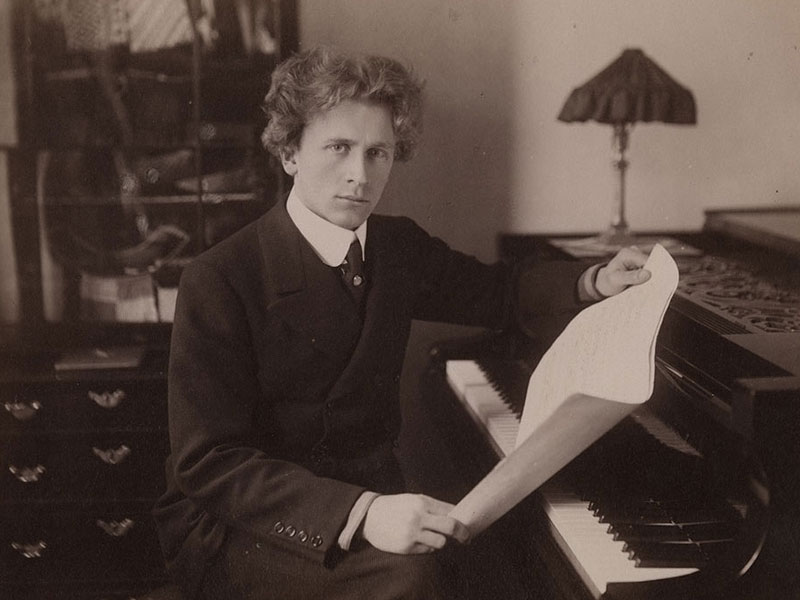 Happy Birthday Percy Grainger! featured image