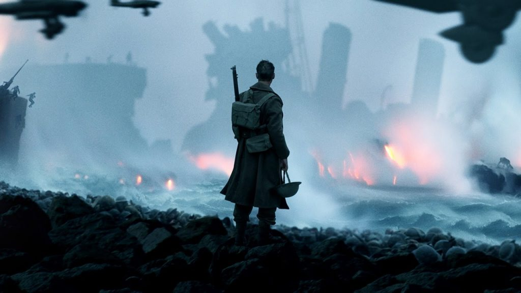 Dunkirk, A Film Review by Marc Glassman featured image
