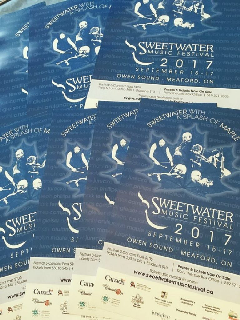 """It's Sweetwater With A Touch Of Maple"" The 14th Annual Sweetwater Music Festival featured image"