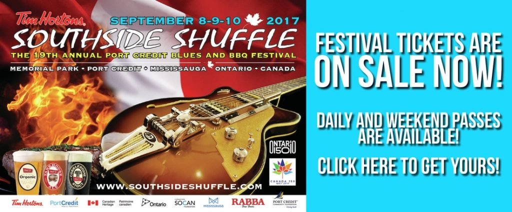 Shuffle On Over To Port Credit For The Blues And BBQ Festival featured image
