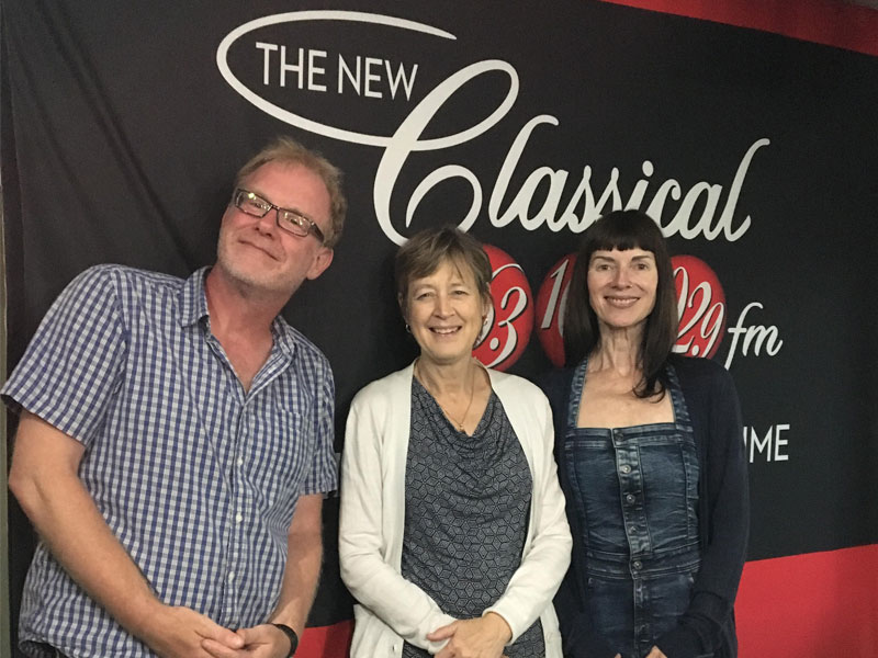 Canadian Pianist, Jane Coop interview with Classical Mornings with Mike and Jean featured image