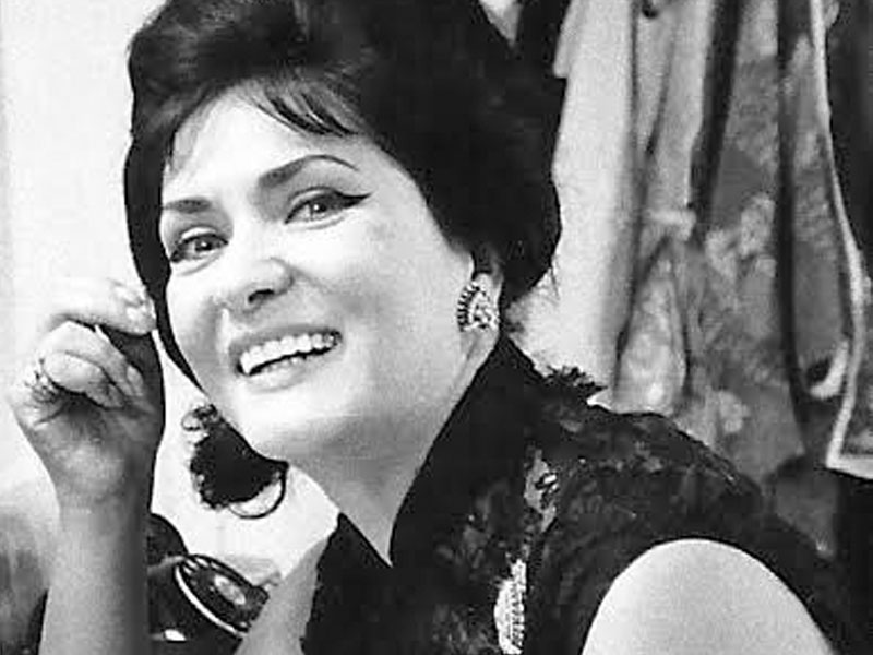 Friday Night on 'A Little Night Music' – Vintage Vocalists: Virginia Zeani featured image