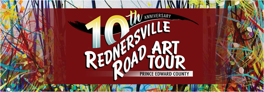 A Colourful Labour Day Weekend Is In Store During The Rednersville Road Art Tour featured image