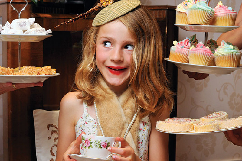 Victorian Tea and Fantasy Fun Fair Fundraiser For Children's Cancer Research In Cobourg featured image