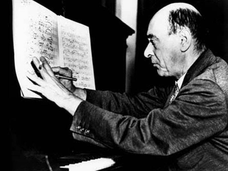 Remembering Arnold Schoenberg, born September 13th! featured image