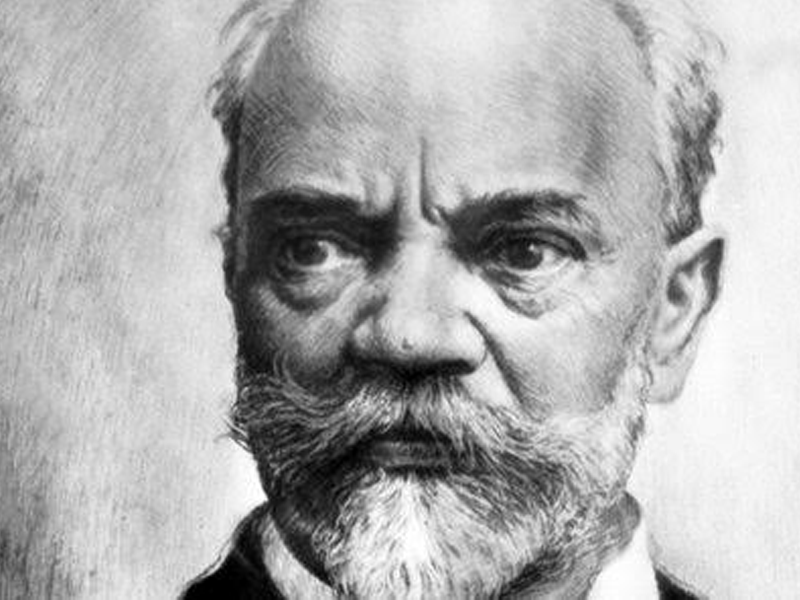 September 8 marks the 176th Anniversary of the birth of Antonin Dvorak! featured image