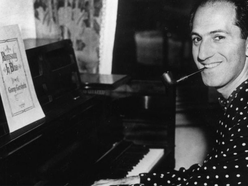 September 26: the 119th Anniversary of George Gershwin's birthday featured image