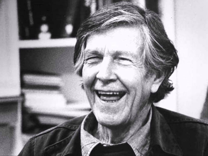 Happy 105th Birthday John Cage! featured image