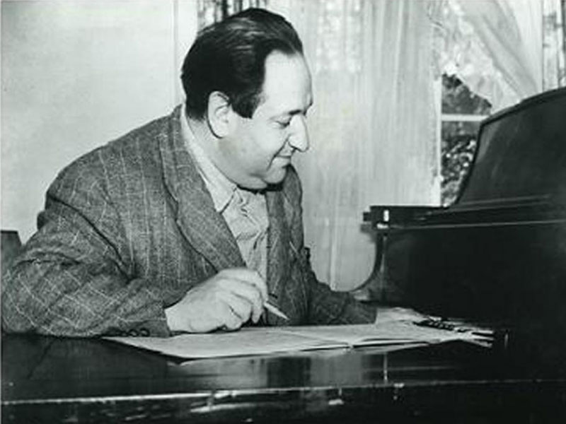 Composer of the Week: Erick Wolfgang Korngold featured image