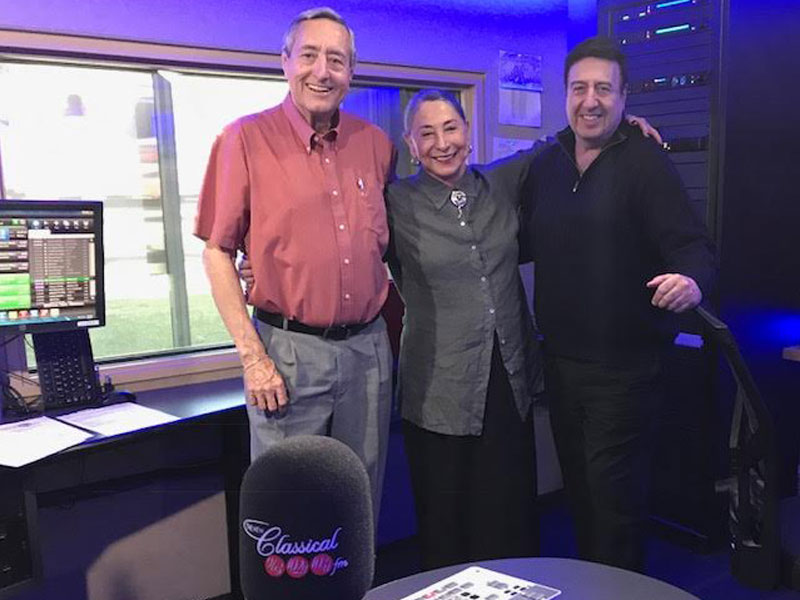 Interview with Marilyn Lightstone and Cantor Simon Spiro on their 2nd Annual Slichot Concert featured image