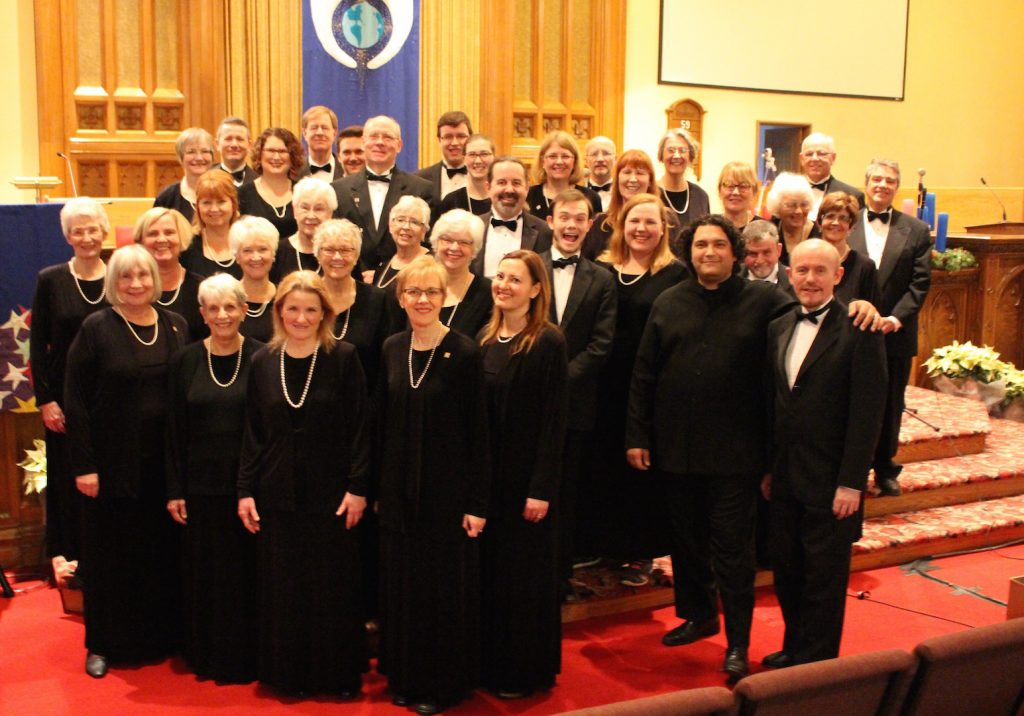The Cellar Singers…Celebrating 50 Years Of Simply Beautiful Singing