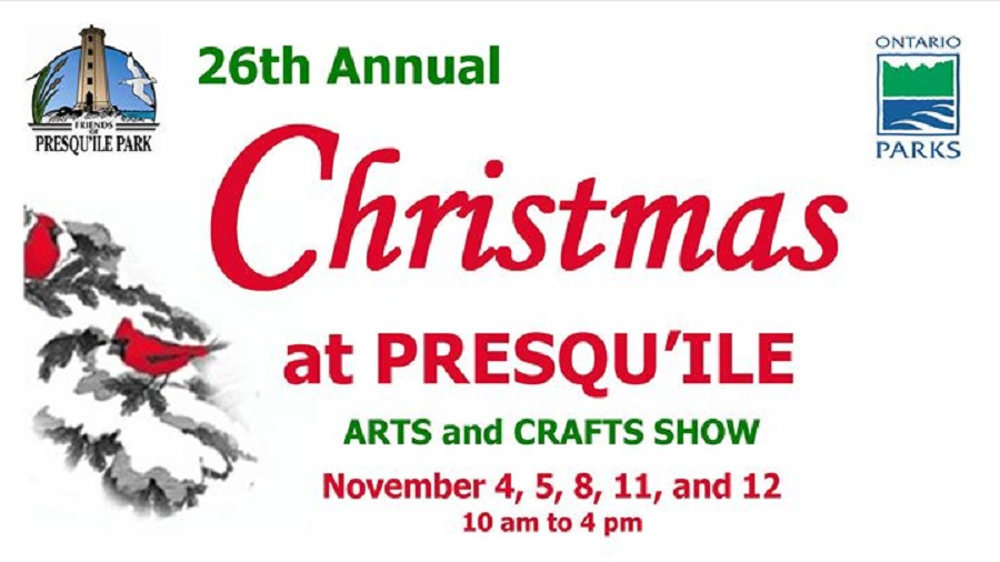 The 26th Annual Christmas At Presqui'le Arts And Crafts Show…A Holiday Favorite Event In Brighton featured image