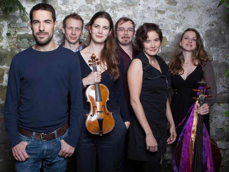 RSVP to see Ensemble Masques perform live at Zoomer Hall featured image