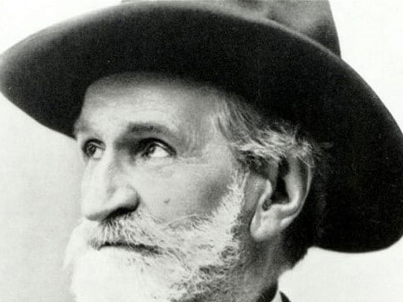 "October 10 is the birthday of Joe Green (otherwise known as ""Giuseppe Verdi"") featured image"