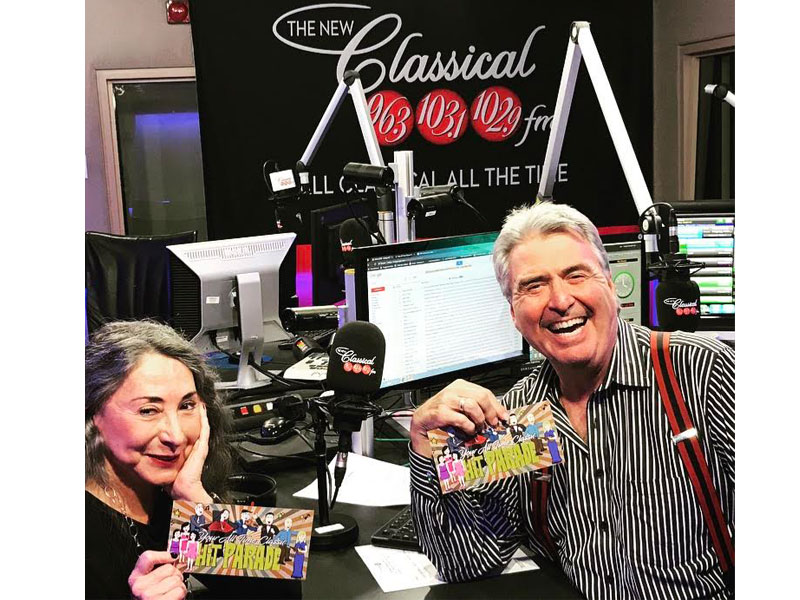 "Marilyn Lightstone chats with Kerry Stratton on ""The Oasis"" about New Show ""Your All-Time Classic Hit Parade"" featured image"