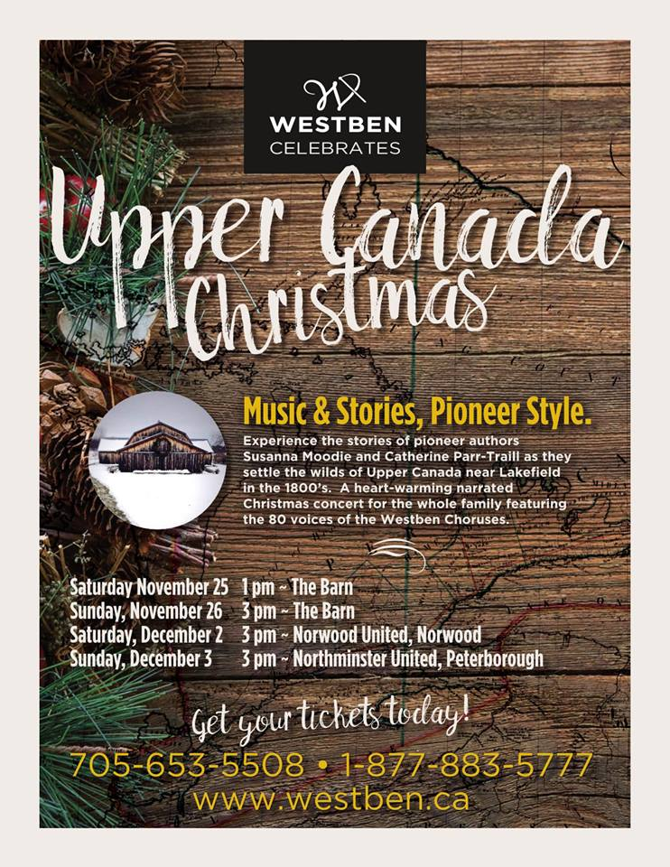 "It's A Canadian Christmas ""Pioneer Style"" At Westben featured image"