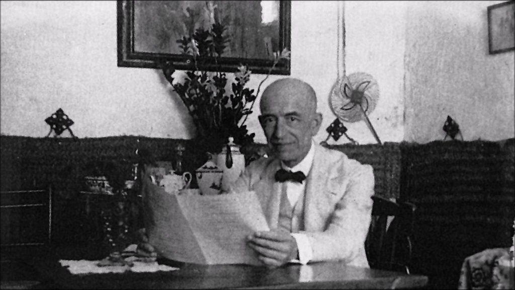 November 23 marks the birthday of Manuel de Falla featured image