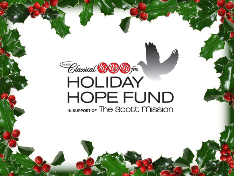 The 9th Annual Holiday Hope Fund