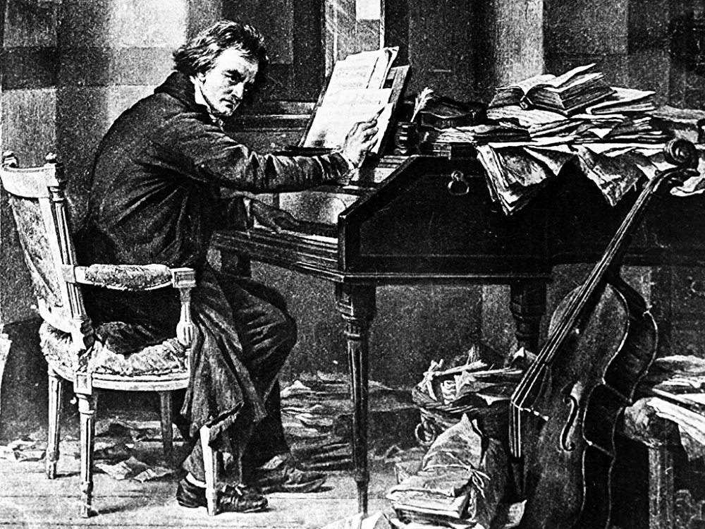 Remembering Beethoven on his birthday, Sunday, December 17 featured image