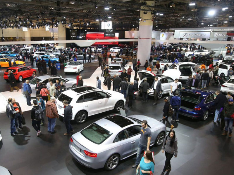 The Canadian International Auto Show The New Classical FM - Auto convention