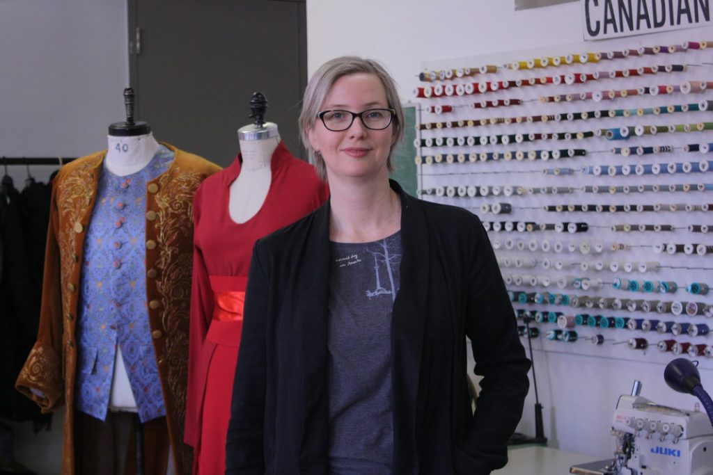 Behind the (concert) scenes: Q+A with Cassandra Spence, Costume Coordinator at the COC featured image