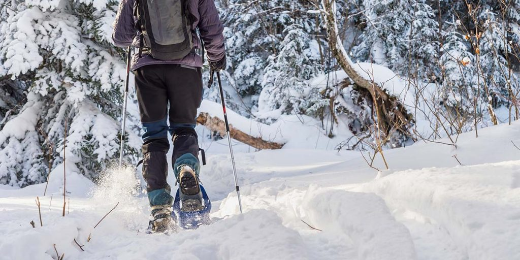 Explore The Winter Landscape And Create A Winter Adventure…On Snowshoes featured image