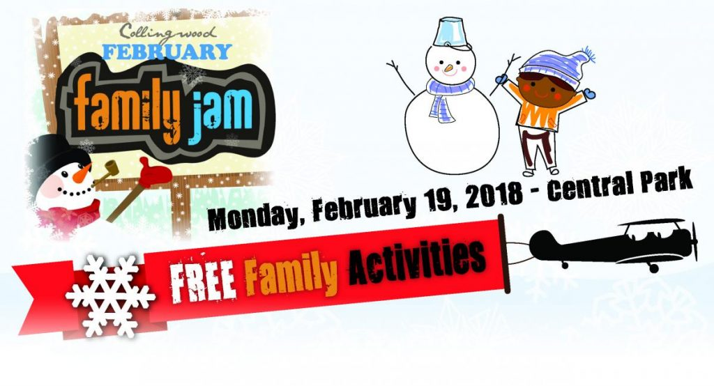 How Much Fun Can Your Family Jam Into Family Day!