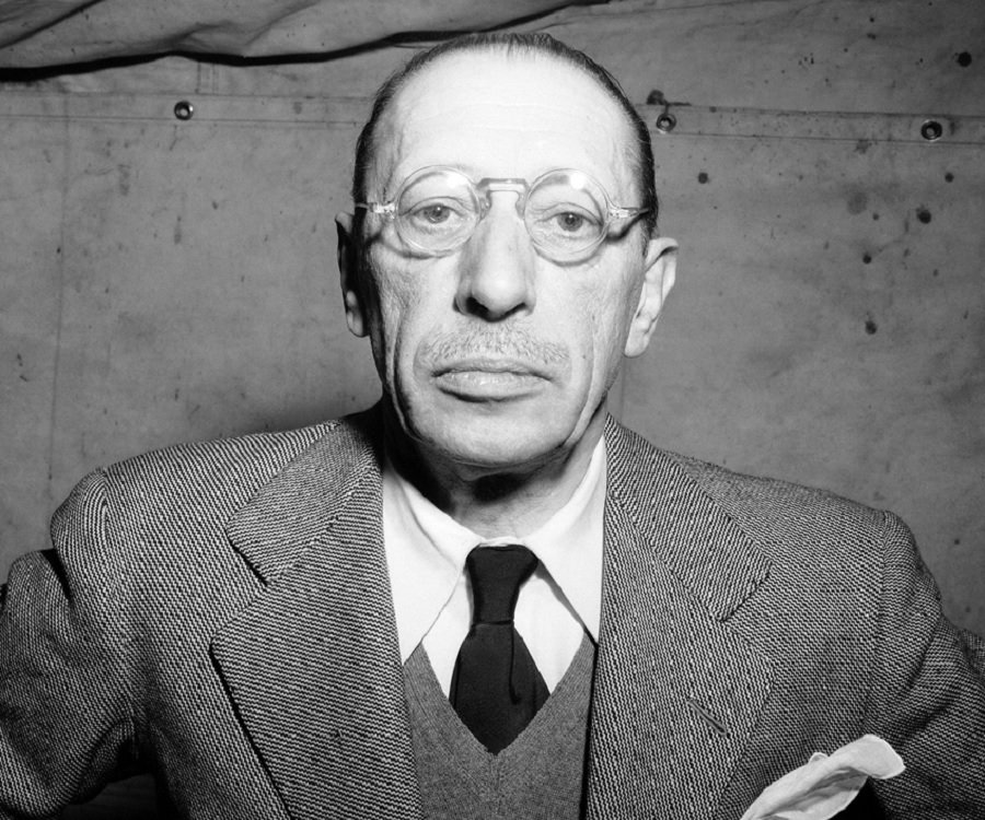 Composer of the Week: Igor Stravinsky. featured image