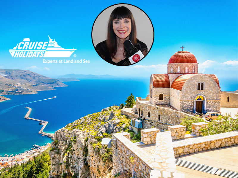 Join Jean Stilwell on a Tour of Israel & The Picturesque Greek Isles featured image
