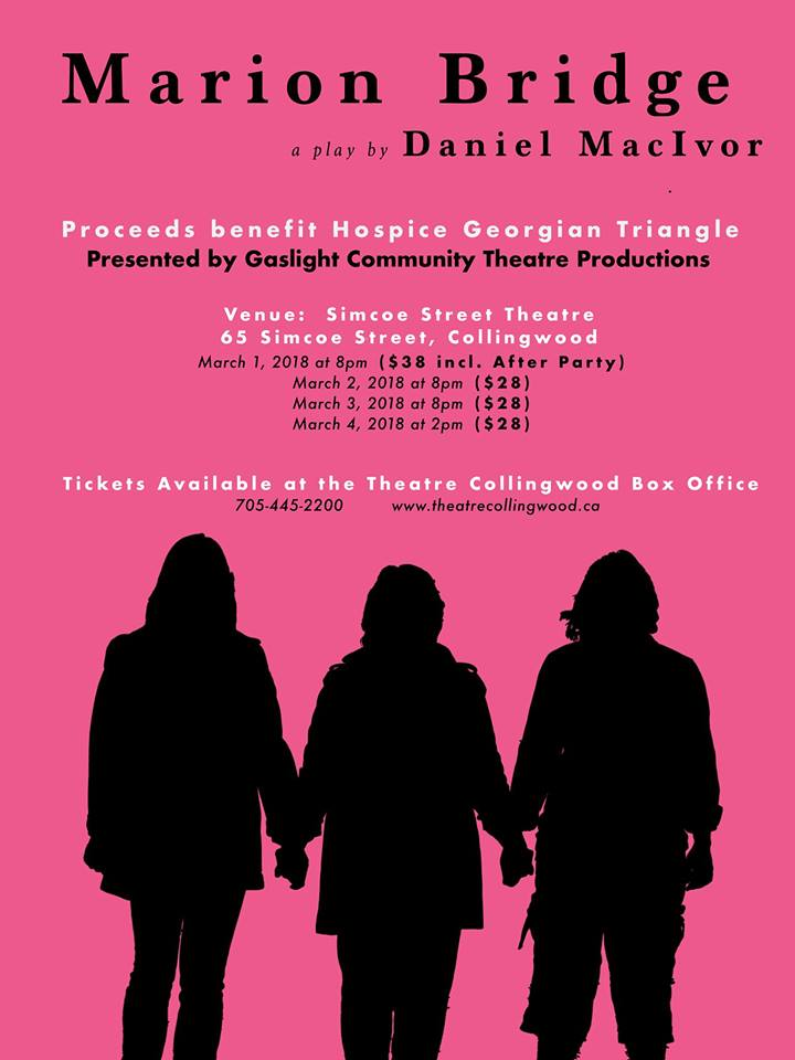 Upcoming Play At Simcoe Street Theatre Is Set To Benefit Hospice Georgian Triangle featured image