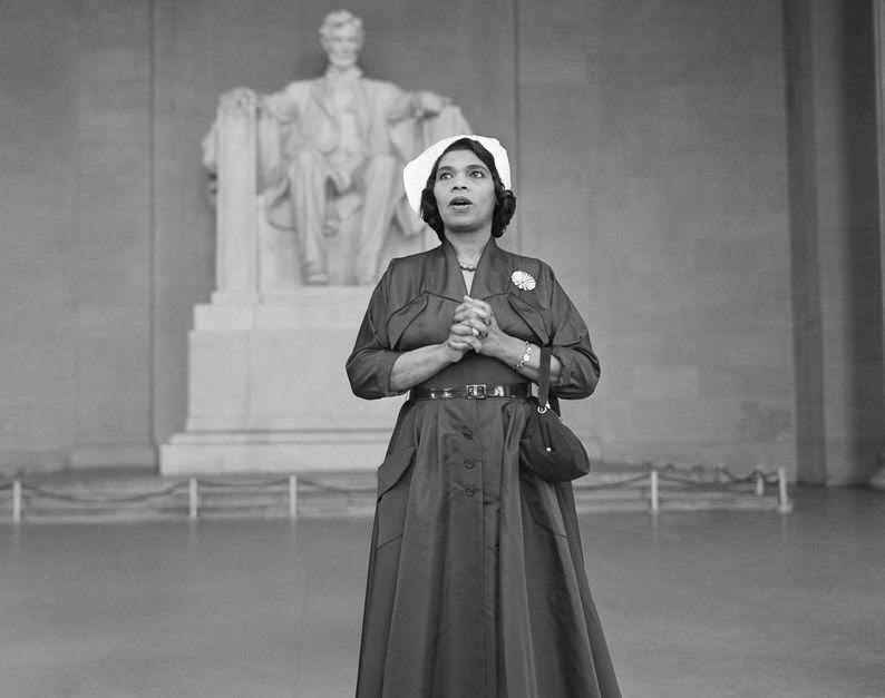 Friday Night on 'A Little Night Music' – Vintage Vocalists: Marian Anderson featured image