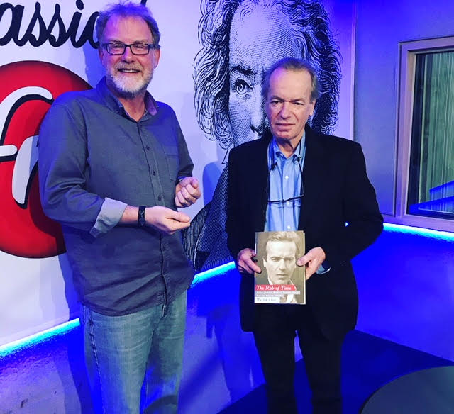 "Esteemed intellect and author Martin Amos on ""Classical Mornings"" today featured image"