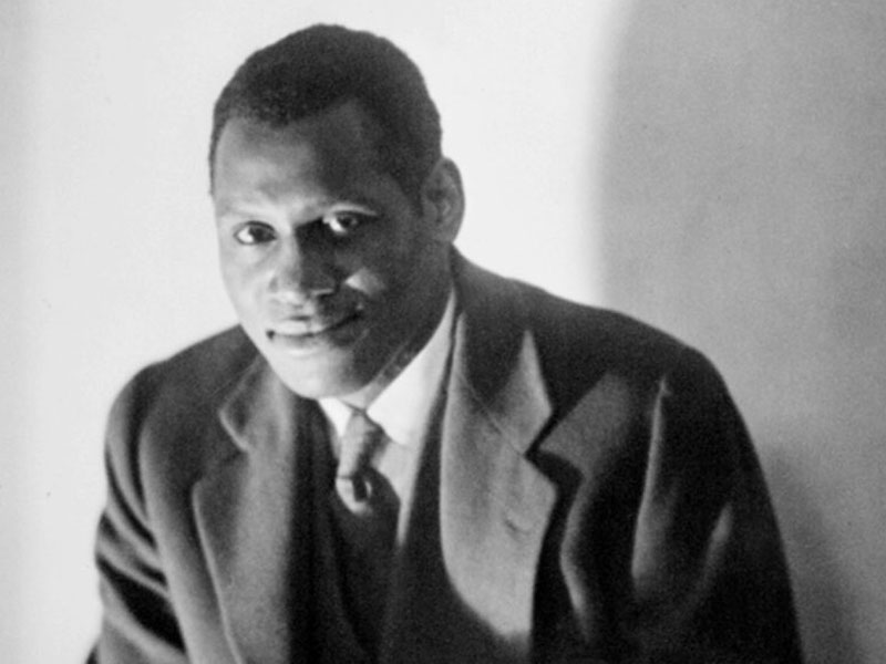 Friday Night on 'A Little Night Music' – Vintage Vocalists: Paul Robeson featured image