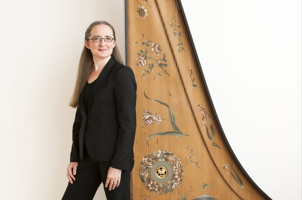 Countdown to JS Bach's birthday. Today: harpsichordist CHARLOTTE NEDIGER, 3/5 featured image