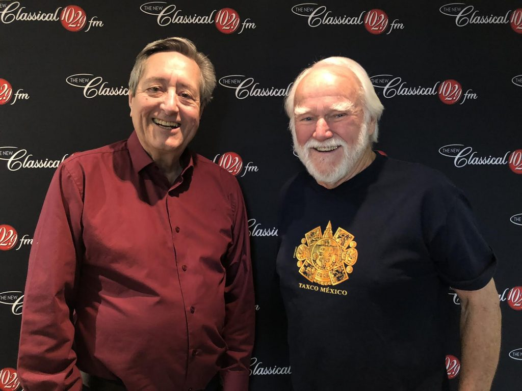 Dave Beckett visits The New Classical FM in Collingwood featured image